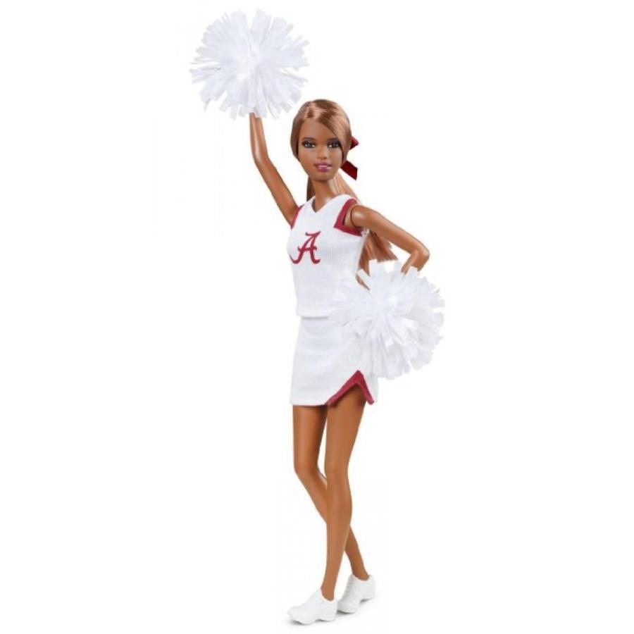 バービー人形 着せ替え おもちゃ Barbie Collector University of Alabama African-American Doll 輸入品