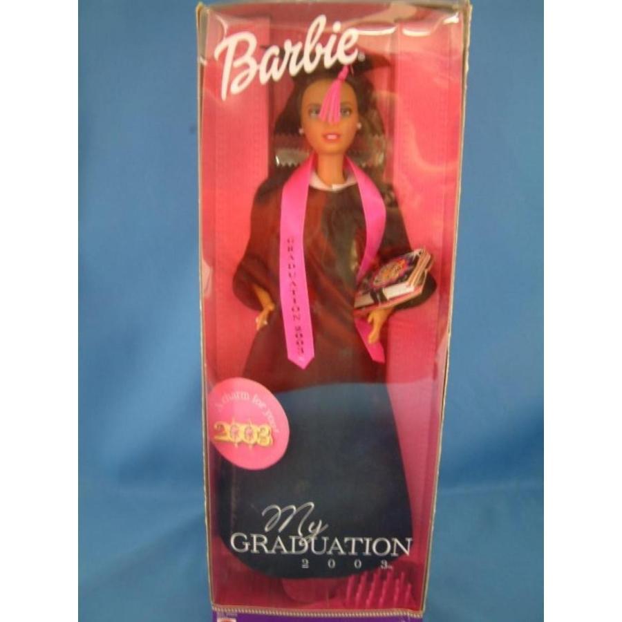 バービー人形 おもちゃ 着せ替え Barbie My Graduation 2003 - African American 輸入品