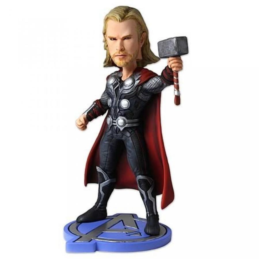 アベンジャーズ おもちゃ フィギュア Marvel ( Marvel ) Avengers Movie Thor ( Saw ) Bobblehead 輸入品