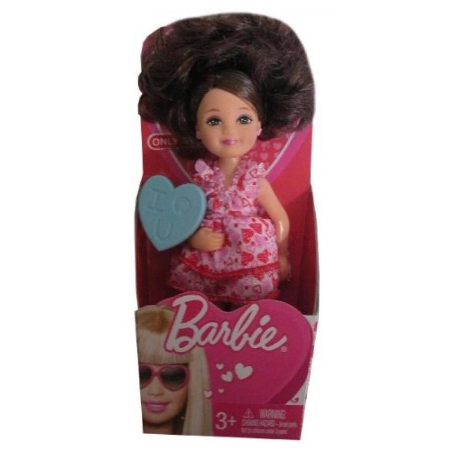 バービー人形 着せ替え おもちゃ Mini Barbie Valentine 輸入品