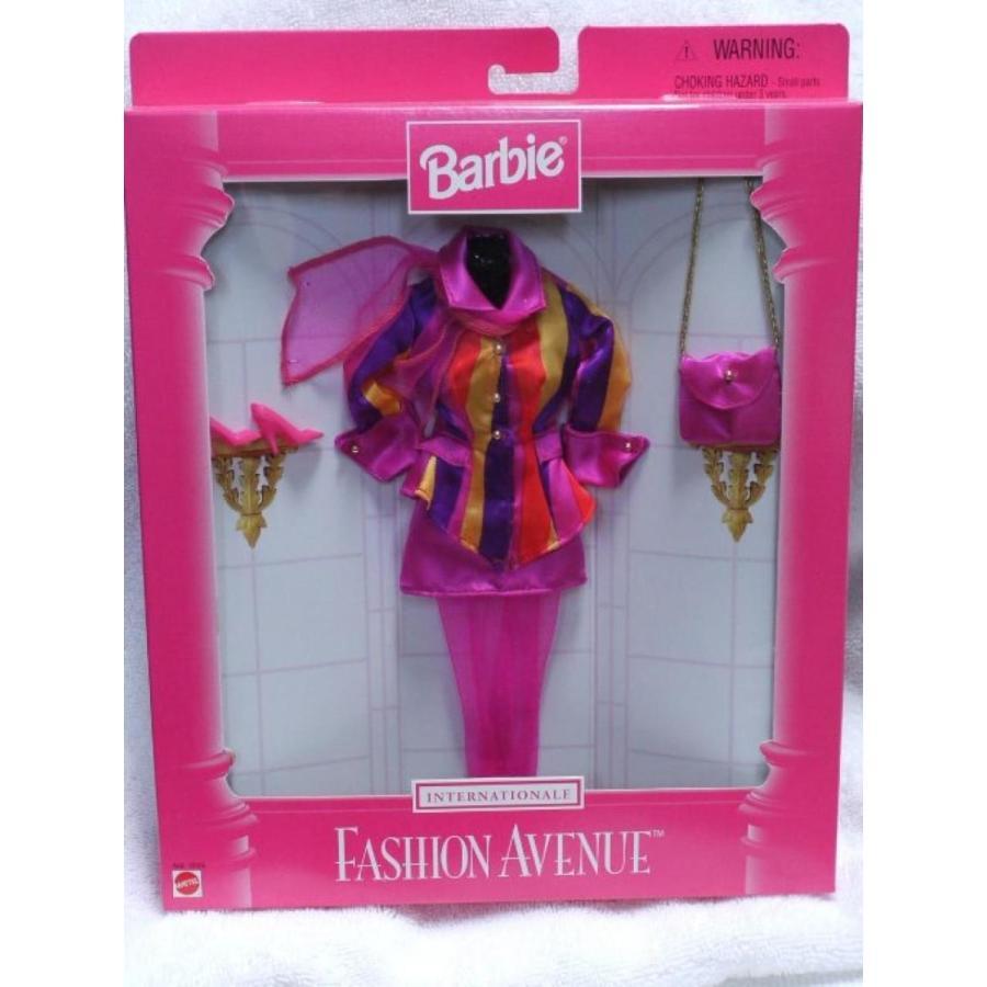 バービー人形 着せ替え おもちゃ International Fashion Avenue - ITALY (1997) 輸入品