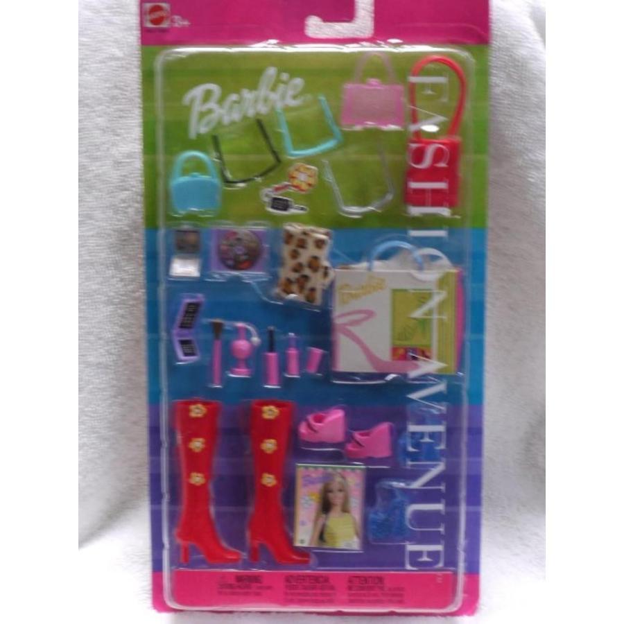 バービー人形 おもちゃ 着せ替え Barbie Fashion Avenue Accessories (2002) - Casual Wear 輸入品