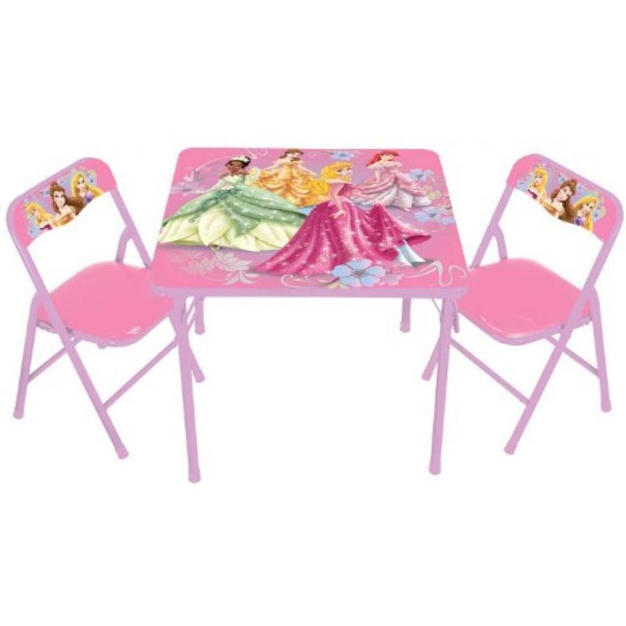 アナと雪の女王 おもちゃ フィギュア Kids Only Disney Princess Nouveau Activity Table Set 輸入品