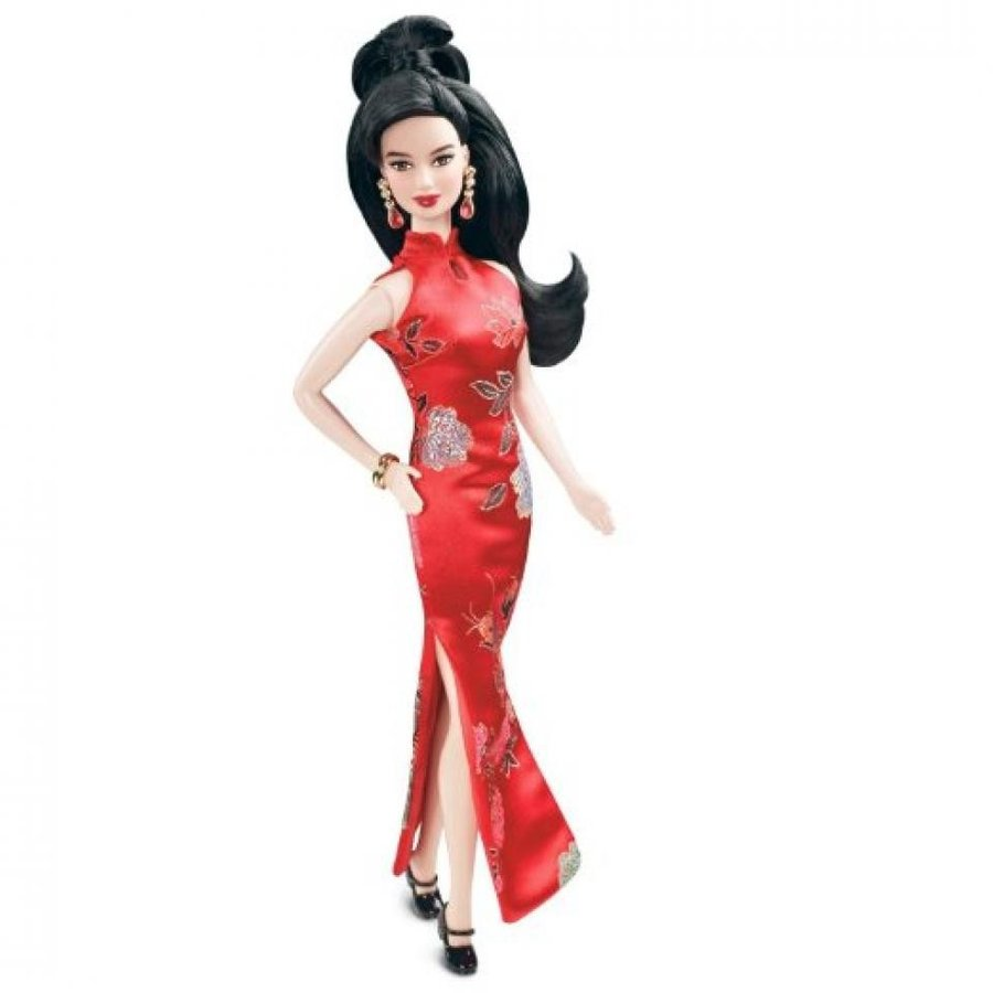 バービー人形 おもちゃ 着せ替え Barbie Collector Dolls of The World China Doll 輸入品