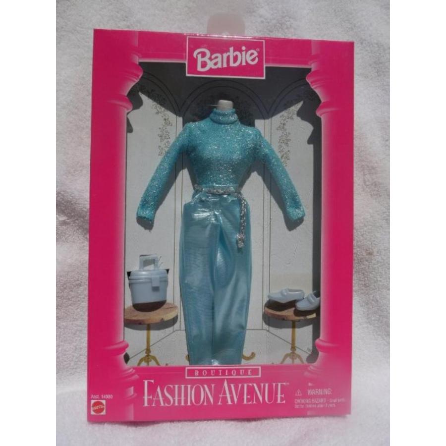 バービー人形 着せ替え おもちゃ Barbie BOUTIQUE Fashion Avenue Creamy Turquoise