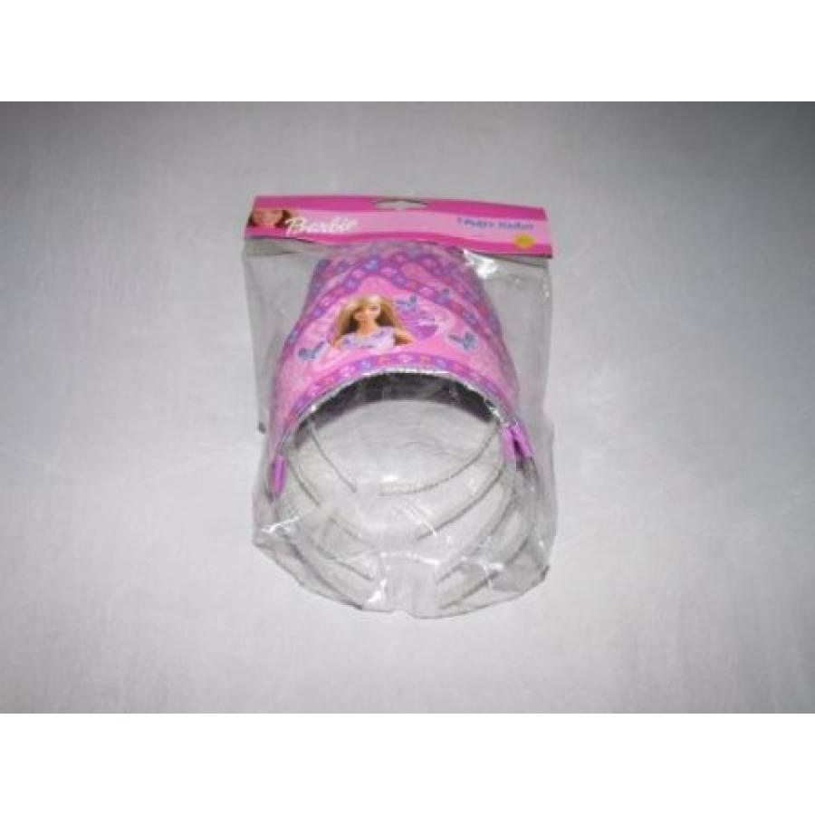 バービー人形 着せ替え おもちゃ Barbie Party Pack of 4 Tiaras (Princess Crowns) 輸入品