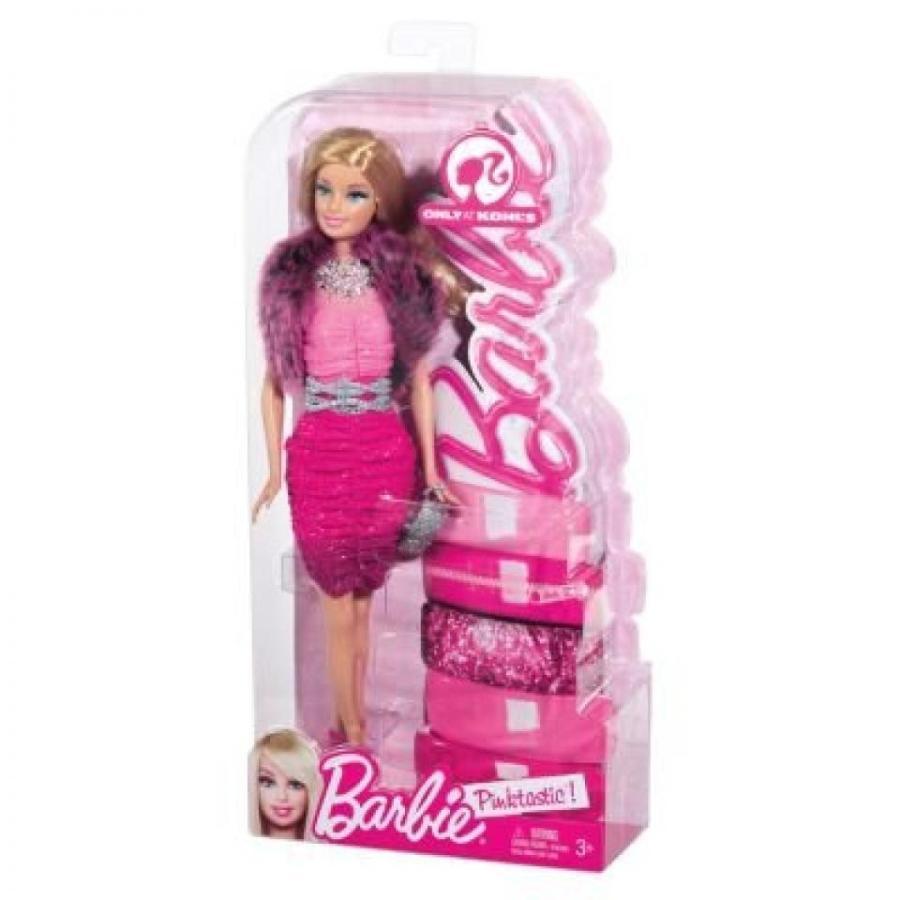 バービー人形 着せ替え おもちゃ ピンクtastic Barbie Doll - Summer 輸入品