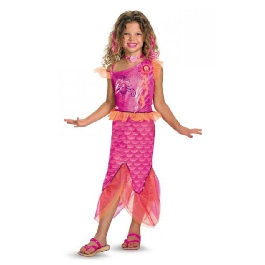 バービー人形 おもちゃ 着せ替え Barbie Merliah Deluxe Child Costume (4-6X) 輸入品