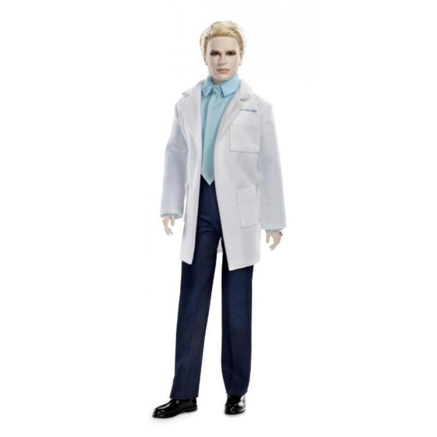 バービー人形 着せ替え おもちゃ Barbie Collector The Twilight Saga: Breaking Dawn Part II Carlisle Doll 輸入品