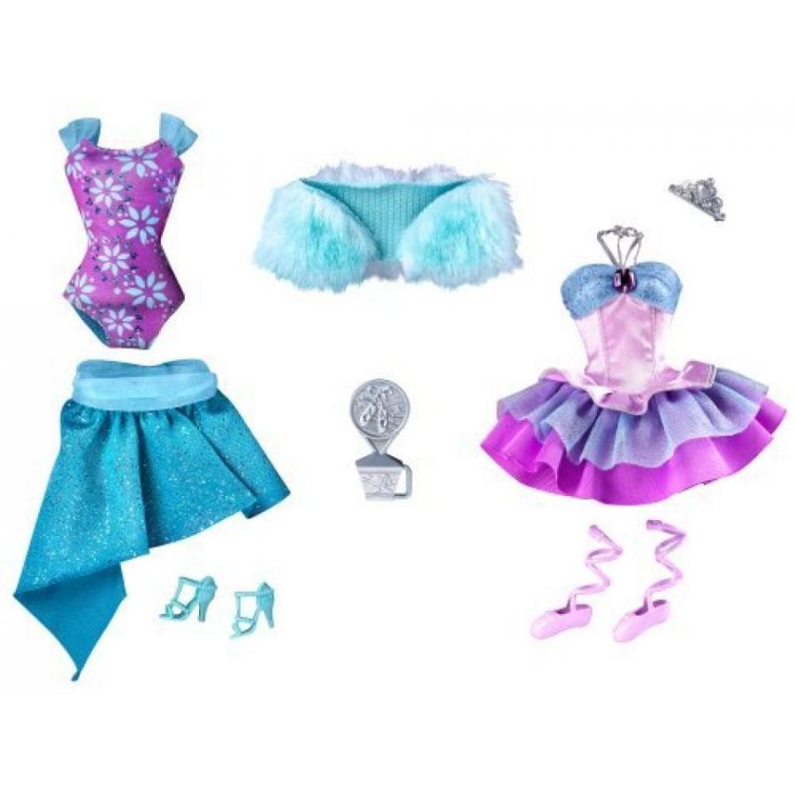 バービー人形 おもちゃ 着せ替え Fun New Barbie I Can Be Fashion Pack Collection - Barbie I Can Be Dance Fashion Pack 輸入品