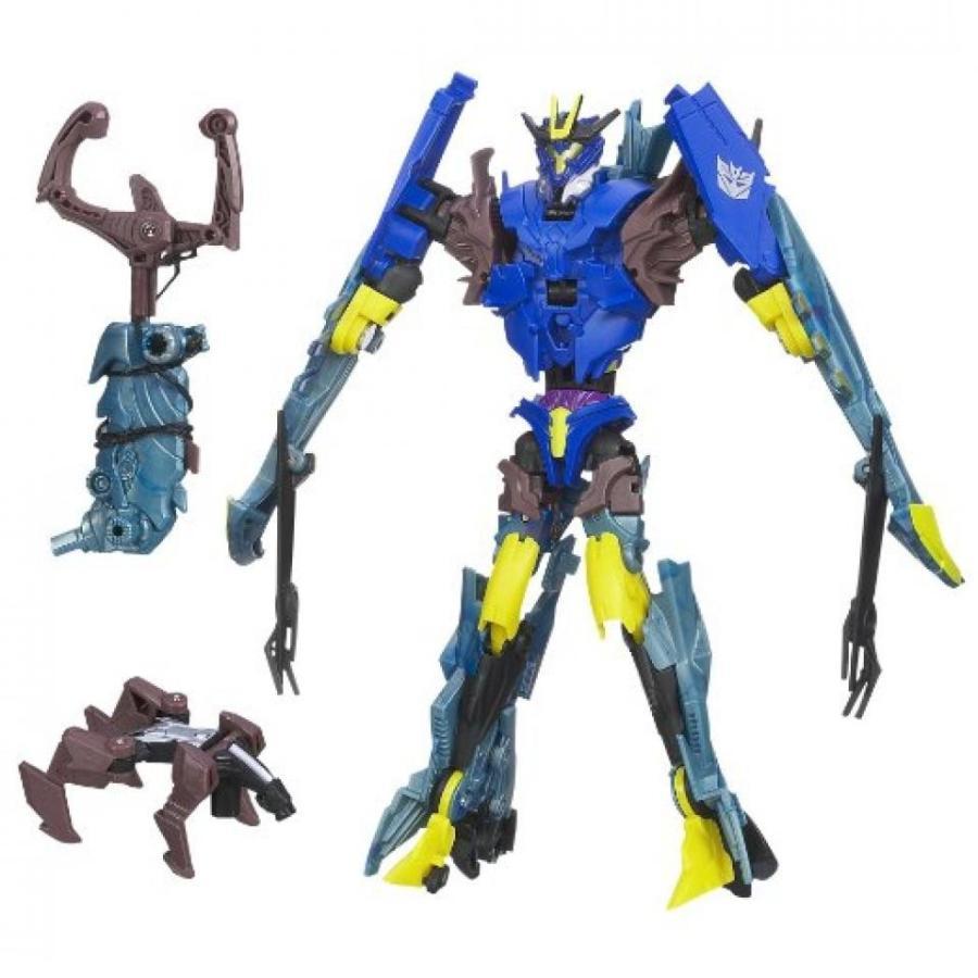 トランスフォーマー おもちゃ 変形 合体ロボ Transformers Beast Hunters Deluxe Class Soundwave Figure 輸入品