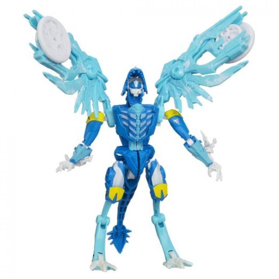トランスフォーマー おもちゃ 変形 合体ロボ Transformers Beast Hunters Deluxe Class Skystalker Figure 5 Inches 輸入品