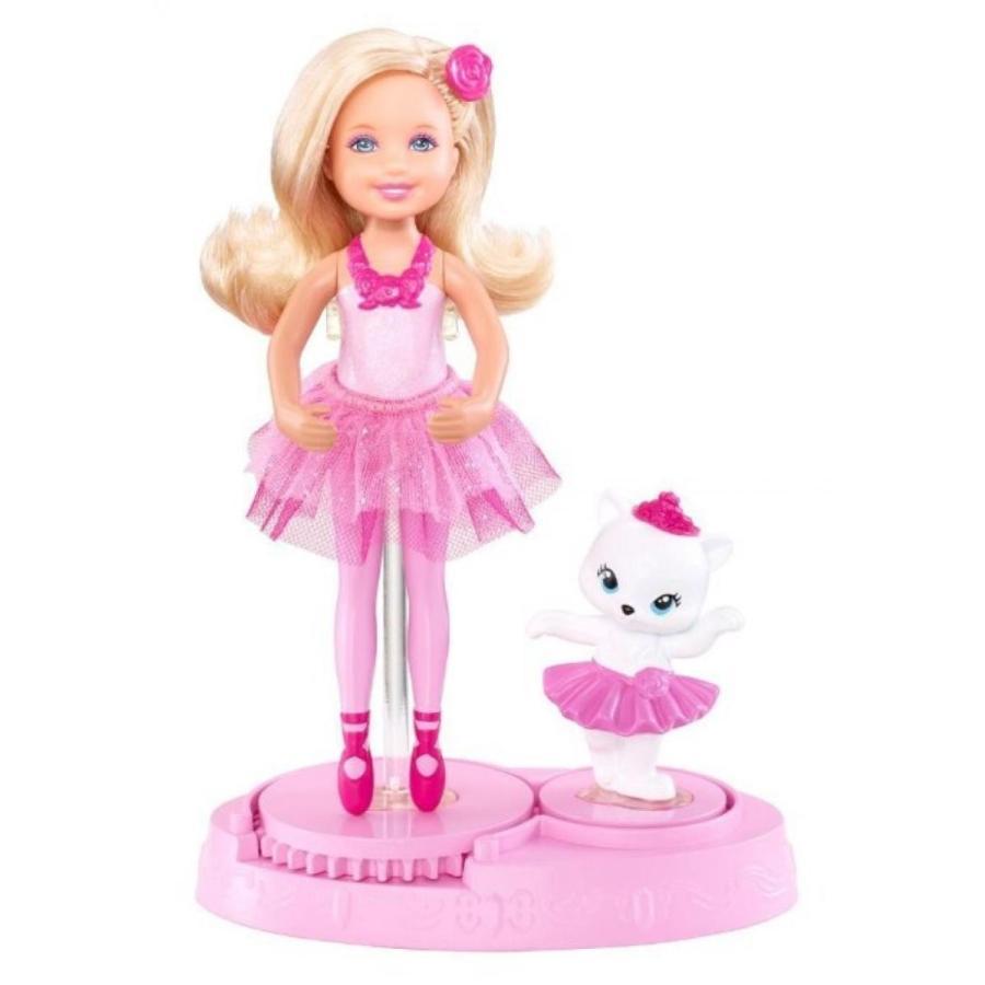 バービー人形 着せ替え おもちゃ Barbie in the ピンク Shoes Chelsea and Friends blonde and kitty 輸入品