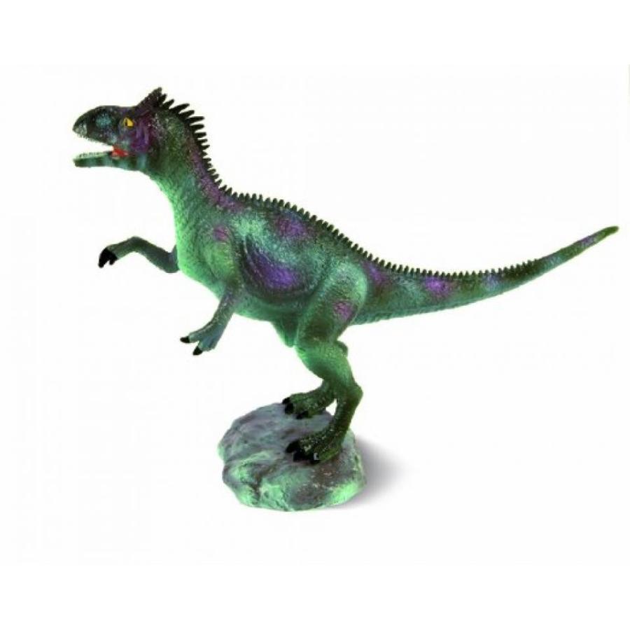 ジュラシックワールド おもちゃ フィギュア 恐竜 Geoworld Jurassic Hunters Cryolophosaurus Dinosaur Model 輸入品