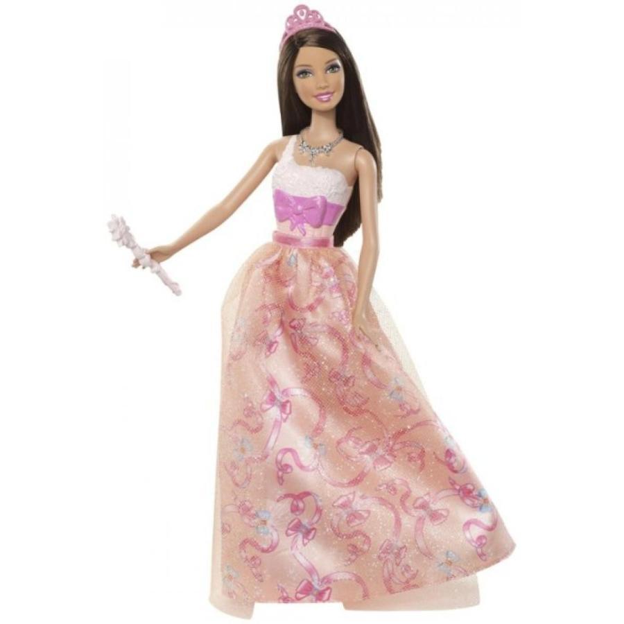バービー人形 着せ替え おもちゃ Disney Princess Sparkling Princess Tiana Doll 輸入品