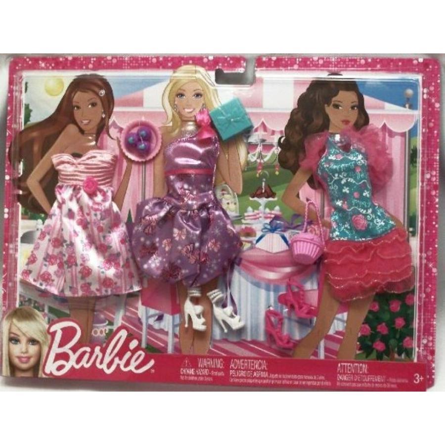 バービー人形 おもちゃ 着せ替え Barbie Fashion Pack Happy Birthday Wishes 2012 輸入品