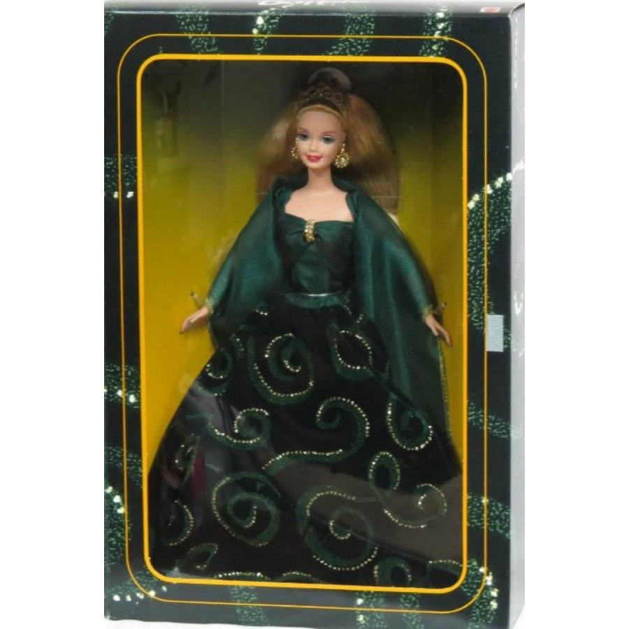 バービー人形 着せ替え おもちゃ Barbie Society Style Collection Emerlad Enchantment Doll 輸入品