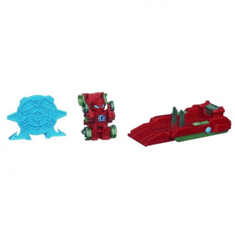 トランスフォーマー おもちゃ 変形 合体ロボ Transformers Bot Shots Warpath Launcher 輸入品