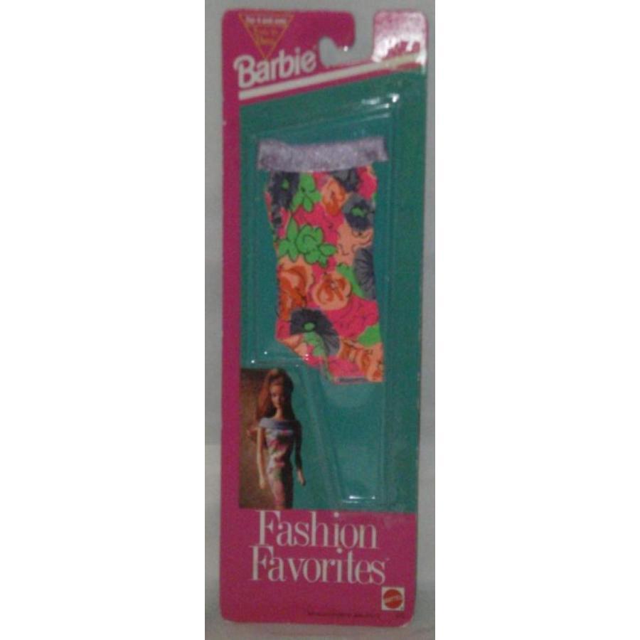 バービー人形 着せ替え おもちゃ Barbie Fashion Favorites 輸入品