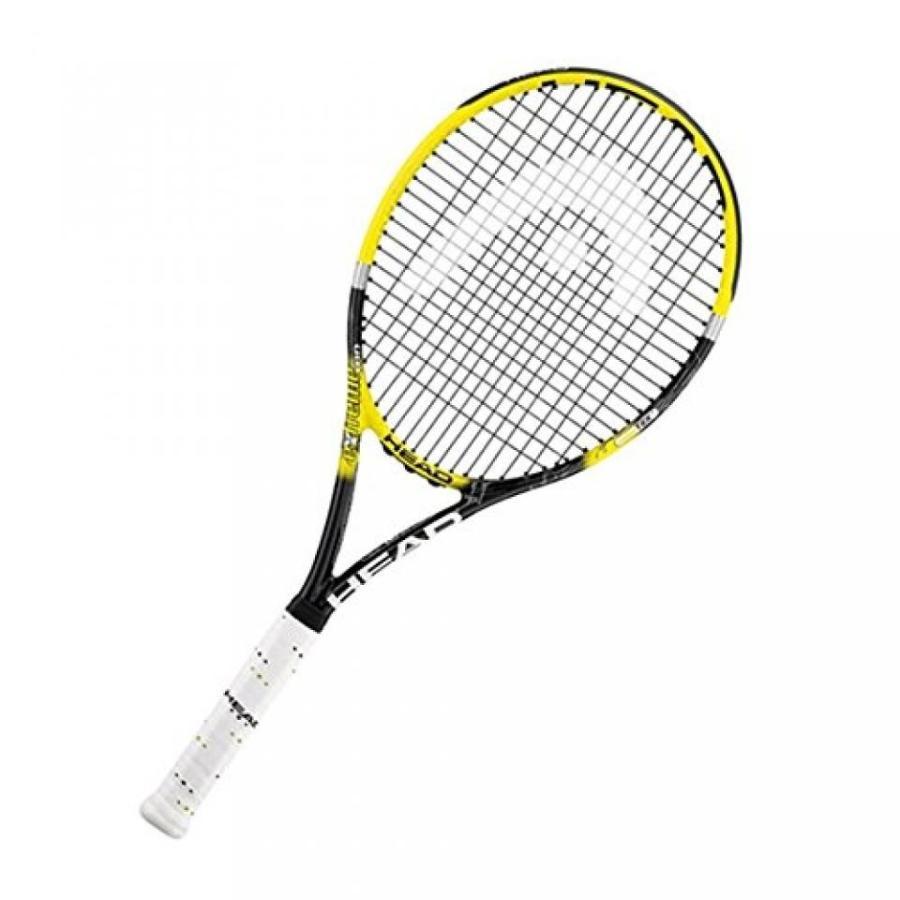 超話題新作 テニス Strung ラケット Head YouTek Racquet Extreme Pro Strung Tennis (1/2) 輸入品 Racquet (1/2) 輸入品, 燻製工房 風の道:84865518 --- airmodconsu.dominiotemporario.com