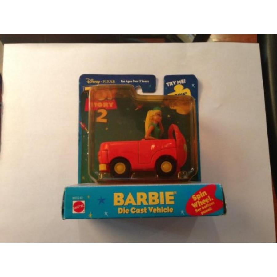 バービー人形 着せ替え おもちゃ Toy Story 2 Barbie Die Cast Vehicle 輸入品