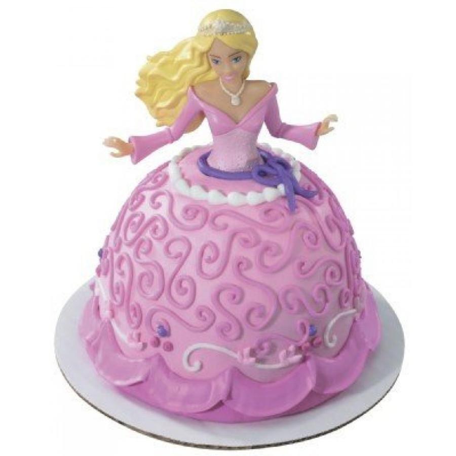 バービー人形 着せ替え おもちゃ BARBIE ピンク PERENNIAL Petite CAKE Decorating Party TOPPER Decoration SET Kit 輸入品