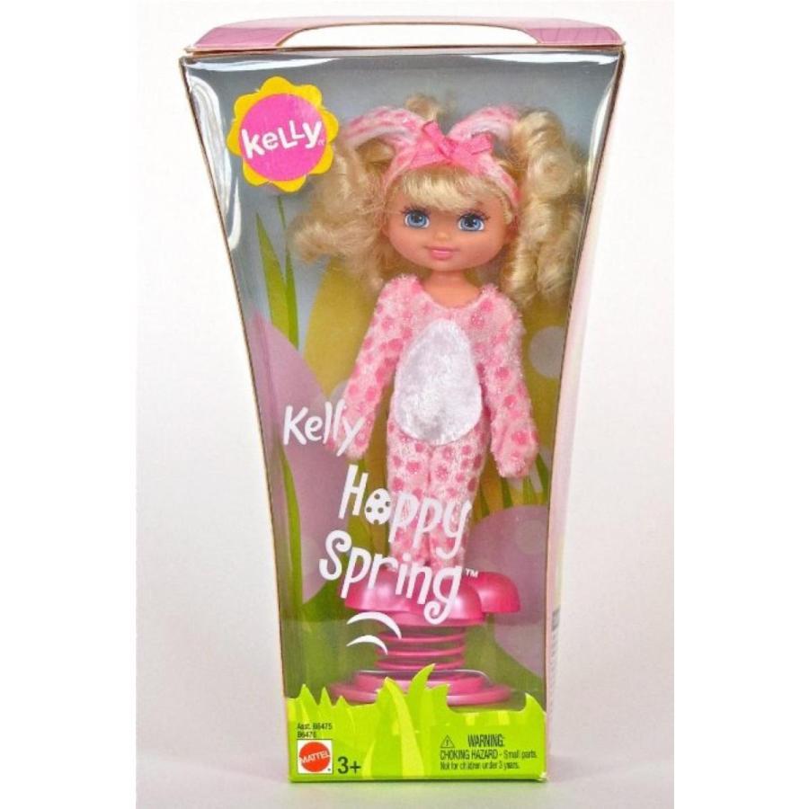 バービー人形 着せ替え おもちゃ Kelly HAPPY SPRING Easter Doll - 2003 輸入品