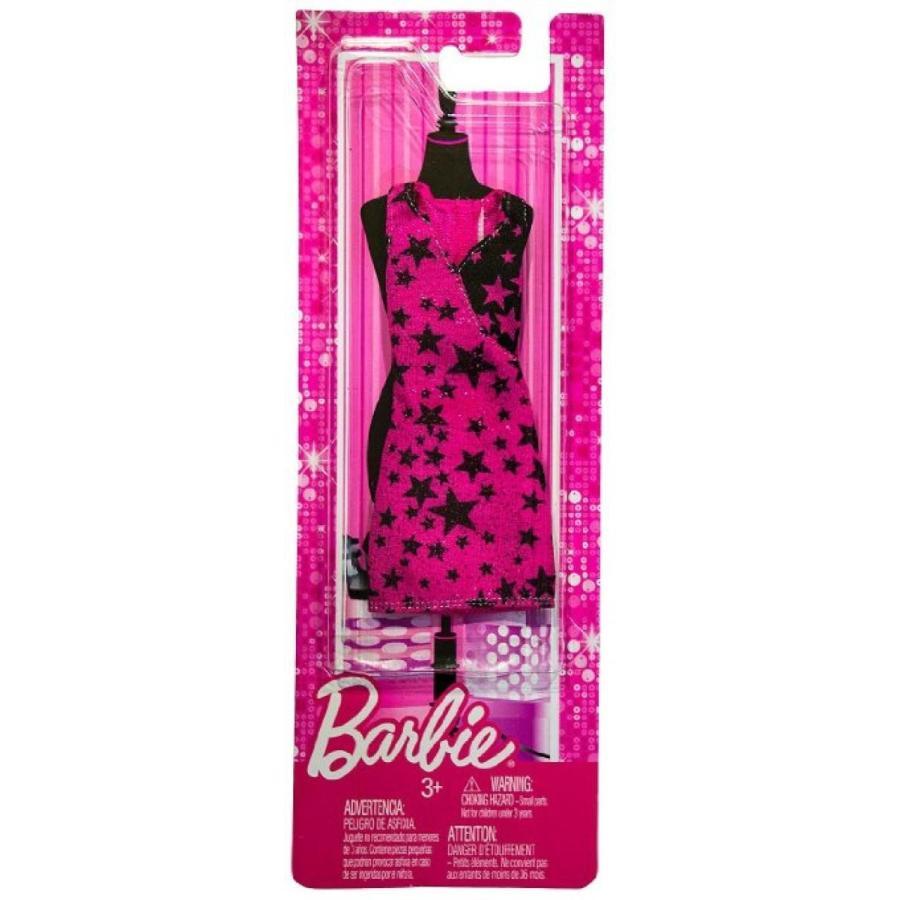 バービー人形 着せ替え おもちゃ Star Print Dress: Barbie Fashionistas Fashion Pack 輸入品