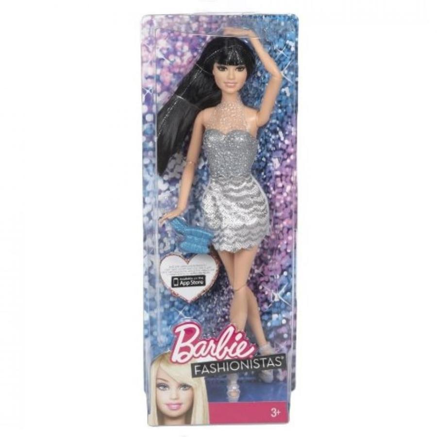 バービー人形 おもちゃ 着せ替え Barbie Fashionistas Raquelle Fashion Doll 輸入品