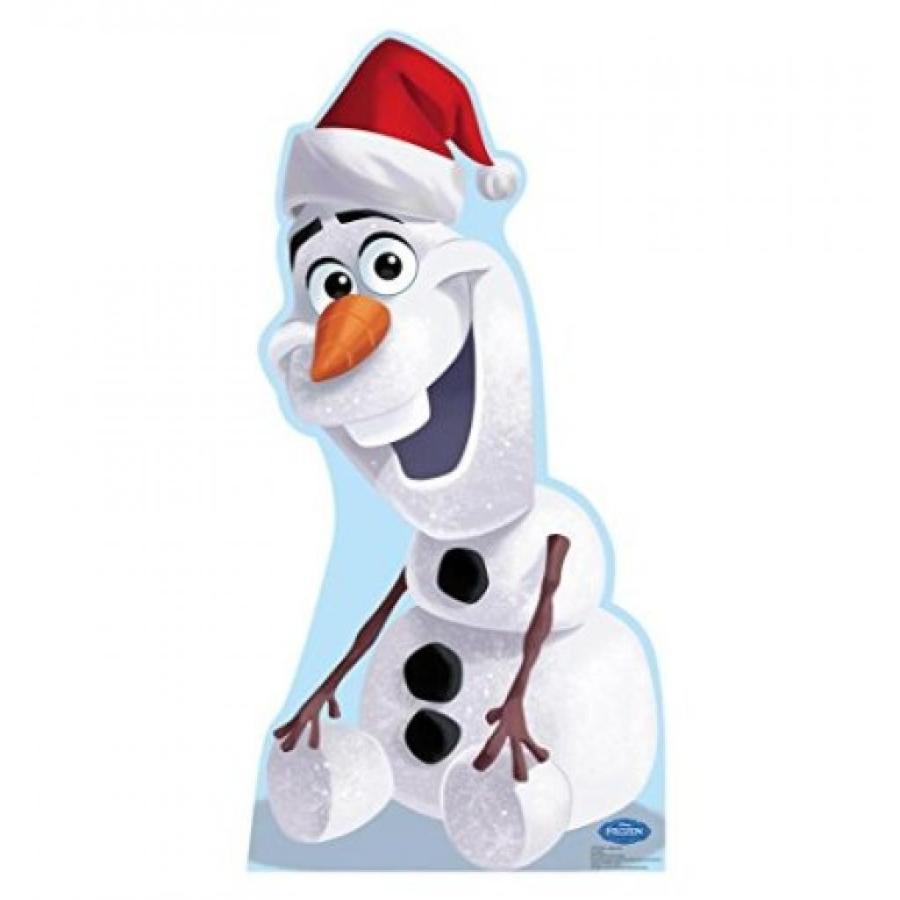 アナと雪の女王 おもちゃ フィギュア Disney's Frozen - Advanced Graphics Life Size Cardboard Standup 輸入品