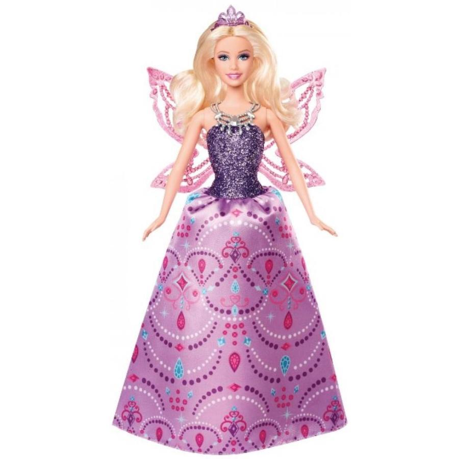 バービー人形 着せ替え おもちゃ Barbie Mariposa and The Fairy Princess Catania Doll 輸入品