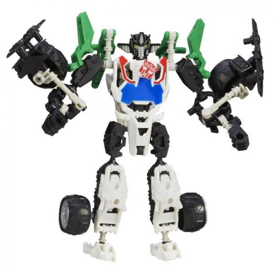 トランスフォーマー おもちゃ 変形 合体ロボ Transformers Construct-Bots Elite Class Wheeljack Bu