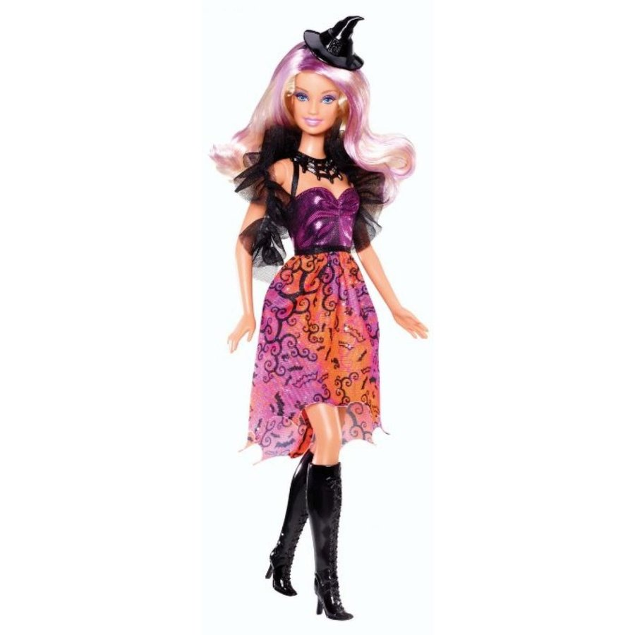 バービー人形 着せ替え おもちゃ Mattel Barbie 2013 Halloween Barbie Doll 輸入品