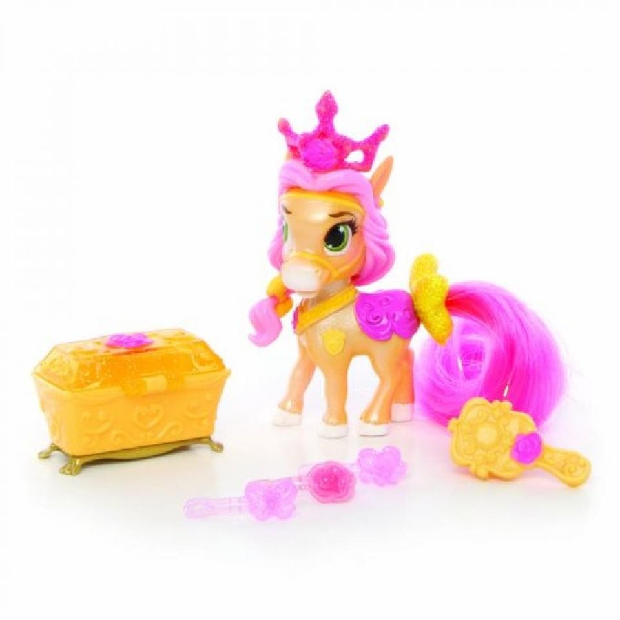 アナと雪の女王 おもちゃ フィギュア Disney Princess, Palace Pets, Primp & Pamper Ponies, Belle's Petit 輸入品