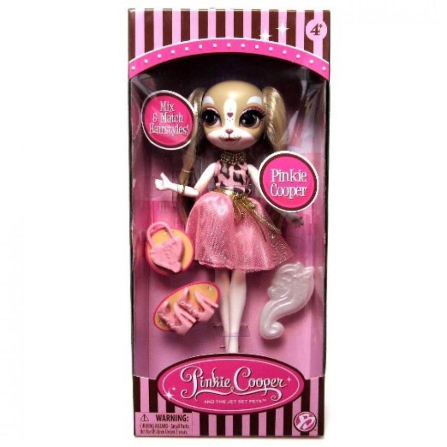 バービー人形 着せ替え おもちゃ The Bridge Direct ピンクie Cooper Runway ピンクie Cooper Collection Doll 輸入品
