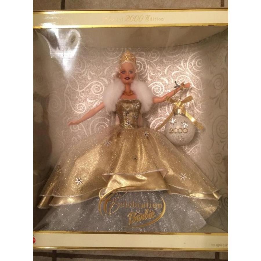 バービー人形 おもちゃ 着せ替え Celebration Barbie 2000 and Millennium Princess Barbie 輸入品