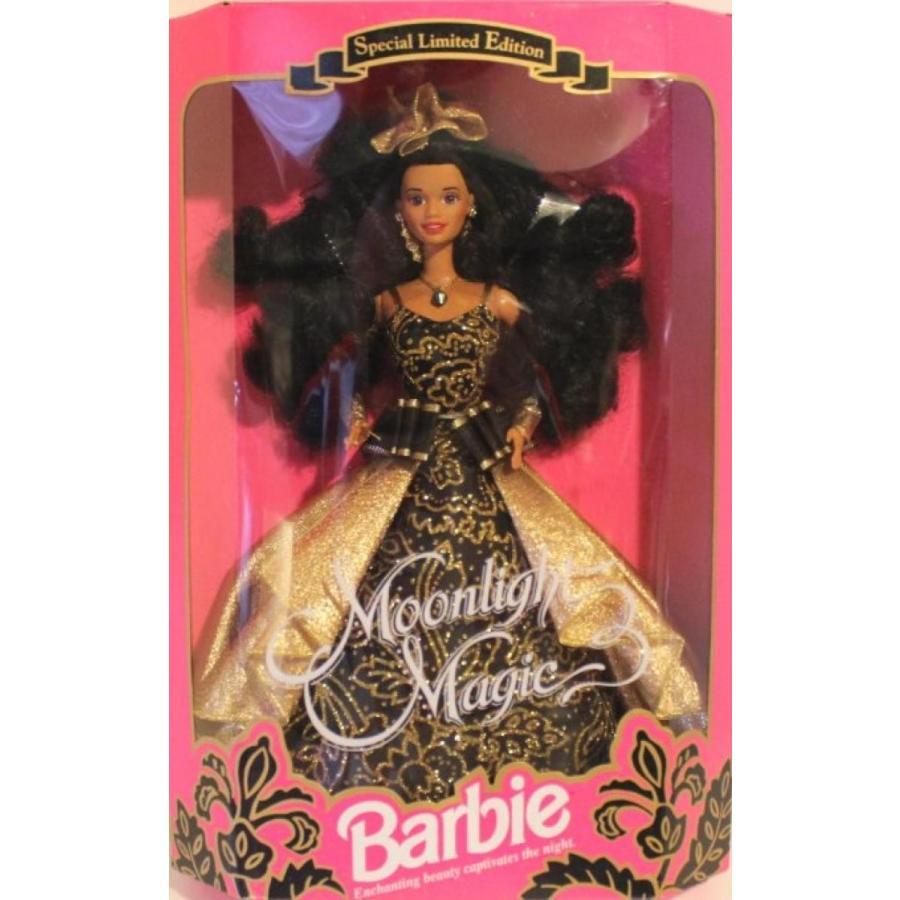 バービー人形 おもちゃ 着せ替え Barbie Moonlight Magic AA African American No. 10609 輸入品