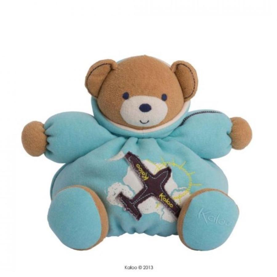 アナと雪の女王 おもちゃ フィギュア Kaloo: Sweet Life Medium Bear Plane 輸入品