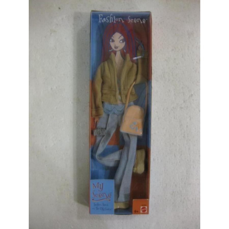 バービー人形 着せ替え おもちゃ My Scene Fashion Scene Teen Cloths Camara & Acessories Included From Mattel 2002 輸入品