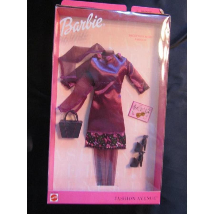 バービー人形 着せ替え おもちゃ Reception Roses Fashion Avenue Metro Barbie Outfit 輸入品