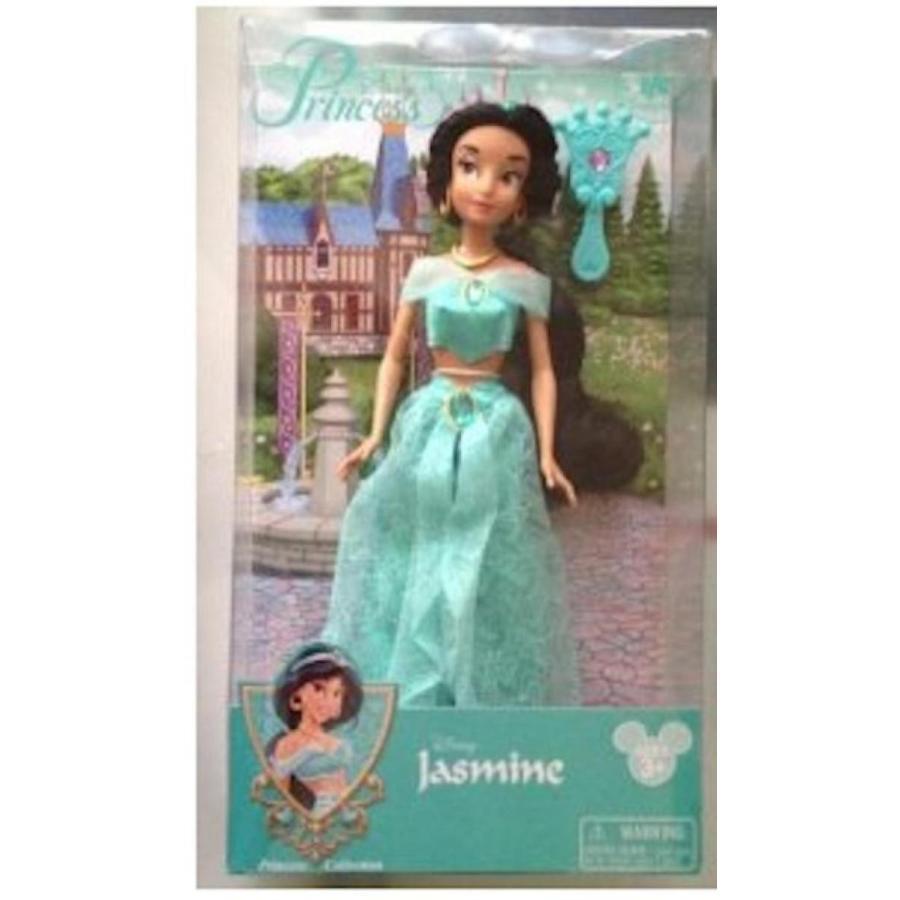 バービー人形 おもちゃ 着せ替え Disney Park Jasmine from Aladdin 11.5 inch Doll 2013 Release 輸入品