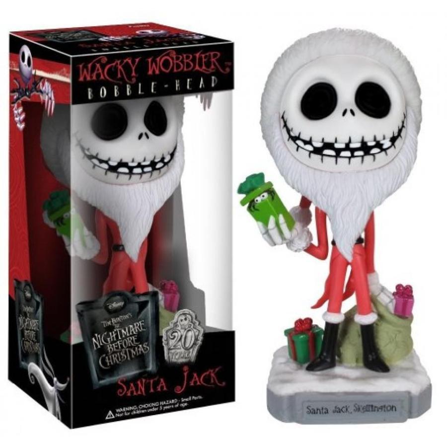 アベンジャーズ おもちゃ フィギュア FunKo TNBC: Santa Jack Skellington WW Toy Figure 輸入品