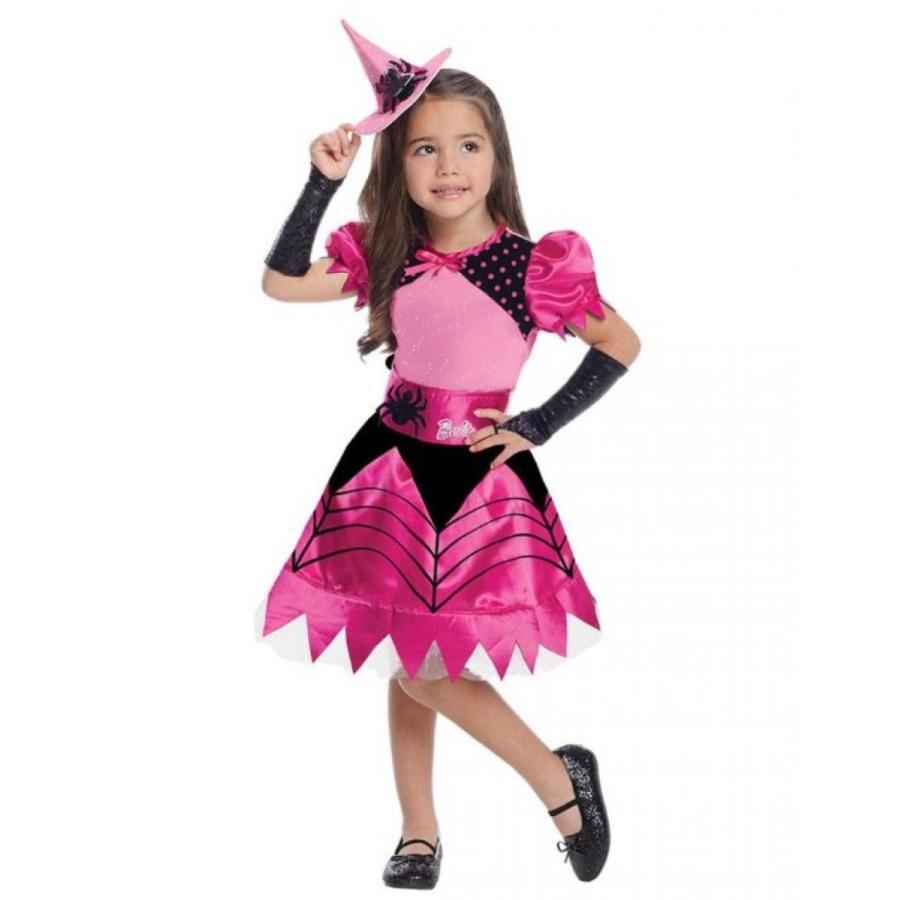 バービー人形 おもちゃ 着せ替え Barbie Witch Toddler Costume 2T-4T - Toddler Halloween Costume 輸入品