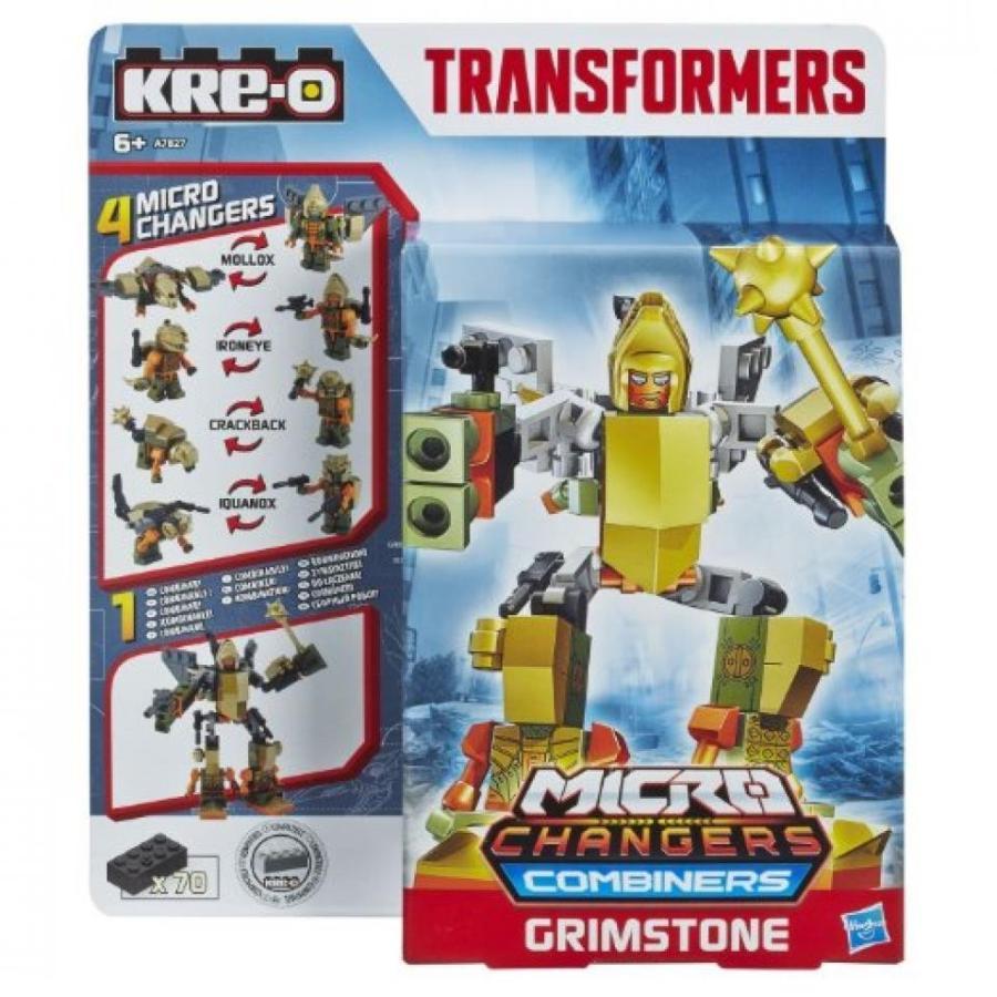 トランスフォーマー おもちゃ 変形 合体ロボ Kre-o Transformers Movie Maxicon Toy 輸入品