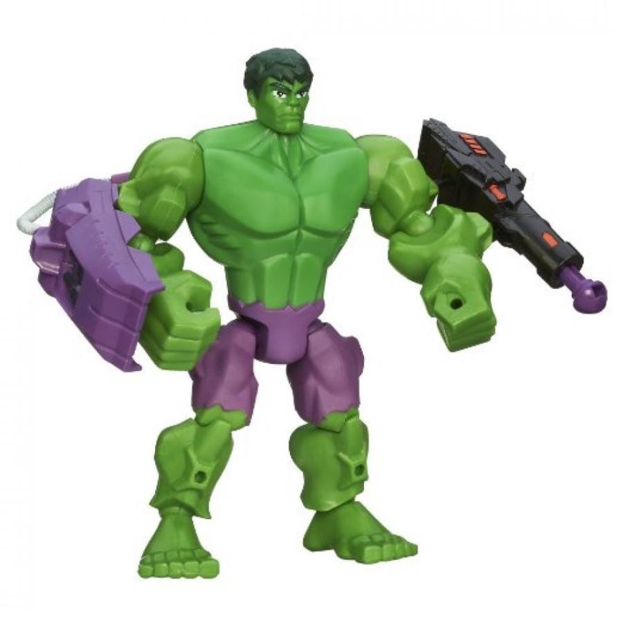 アベンジャーズ おもちゃ フィギュア Marvel Super Hero Mashers Hulk Figure 6 Inches 輸入品