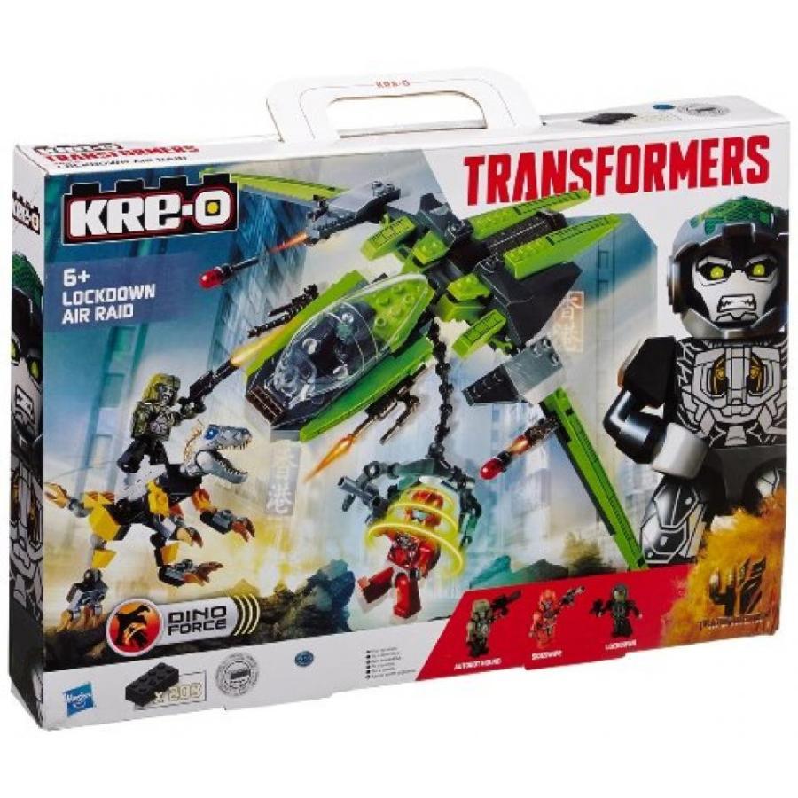 トランスフォーマー おもちゃ 変形 合体ロボ Kre-o Transformers 4 Movie Vehicle 輸入品