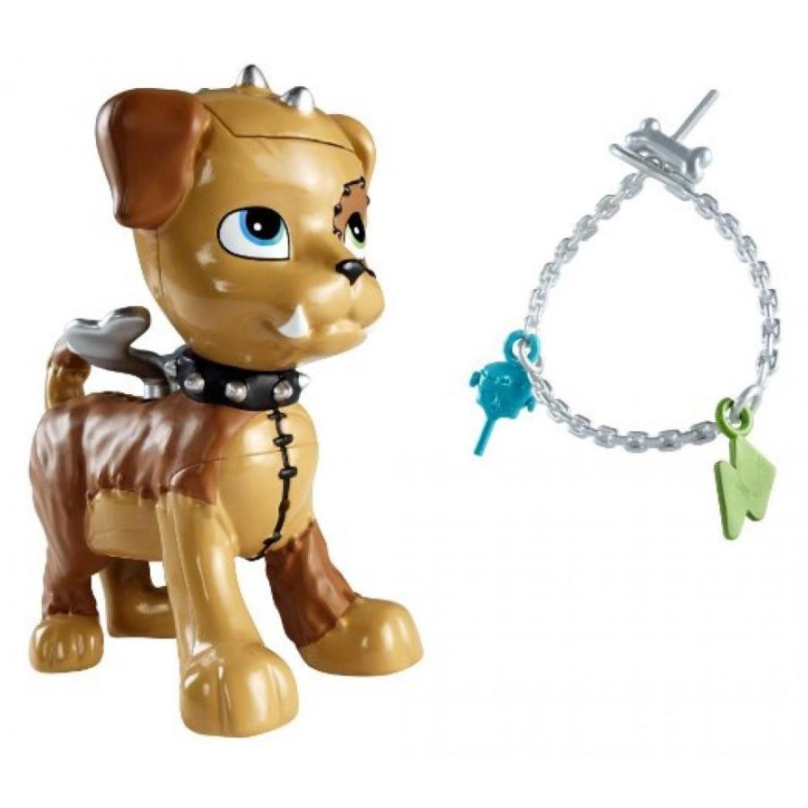 バービー人形 着せ替え おもちゃ Monster High Secret Creepers Watzit Figure 輸入品