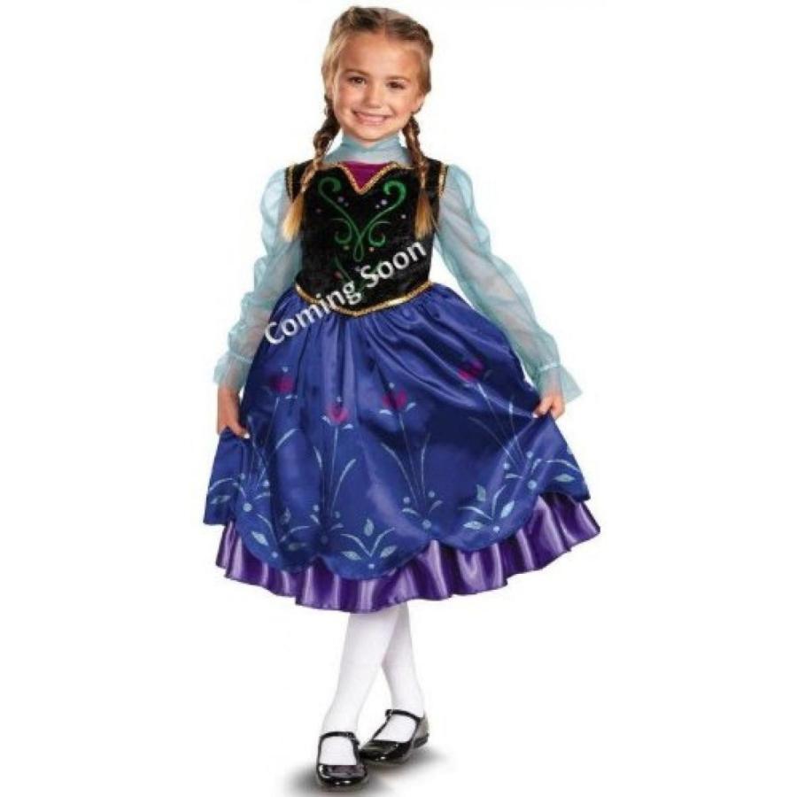 アナと雪の女王 おもちゃ フィギュア Disney Frozen Anna Toddler/kids Costume deluxe 輸入品
