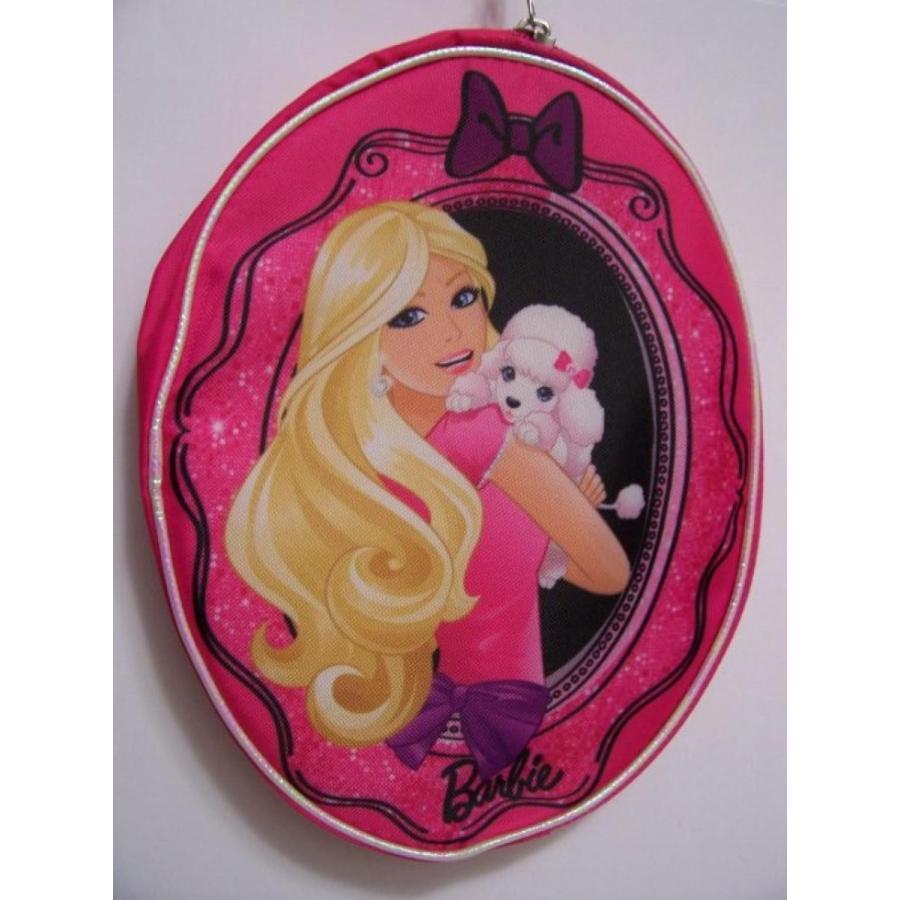 バービー人形 着せ替え おもちゃ Barbie Shaped Fabric Case ~ Barbie and Pup! (6.75