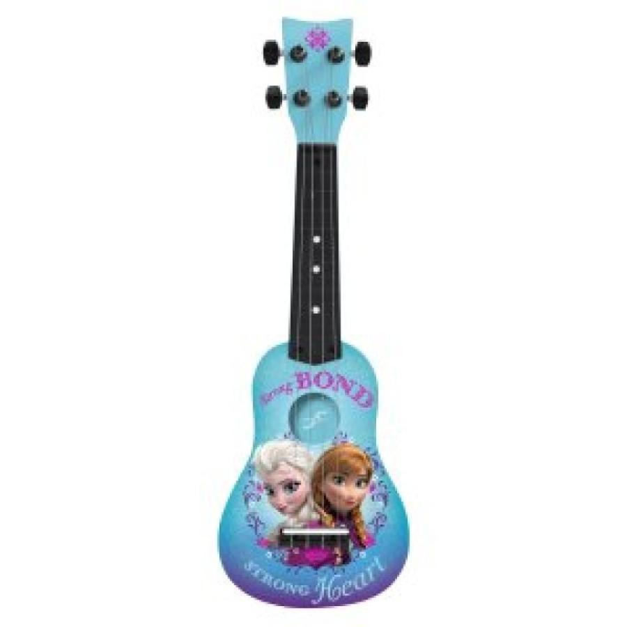アナと雪の女王 おもちゃ フィギュア Disney Frozen Guitar by First Act - FR286 輸入品